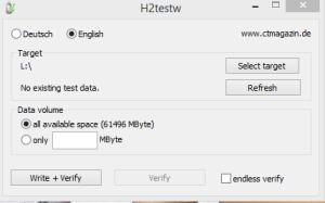 H2testw 1.4